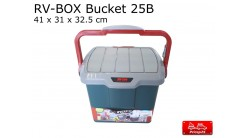 RV BOX Bucket 25B
