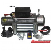 Лебедка Electric Winch 12000 LBS (сталь)