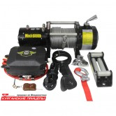 Лебедка Electric Winch 6000 LBS (сталь)